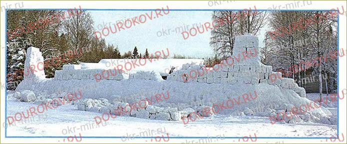 Откуда берутся снег и лёд - 31