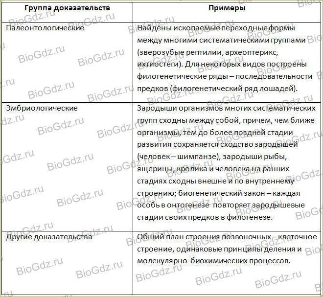 Тема 4.2. Современное эволюционное учение - 6