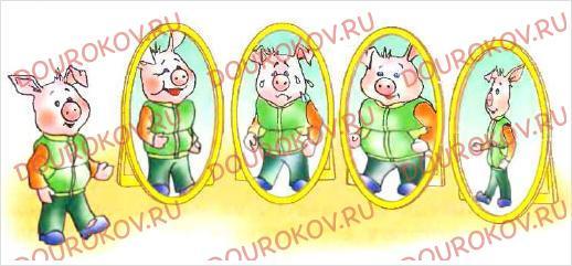 Картинка как артист питер выглядит в разных зеркалах биболетова