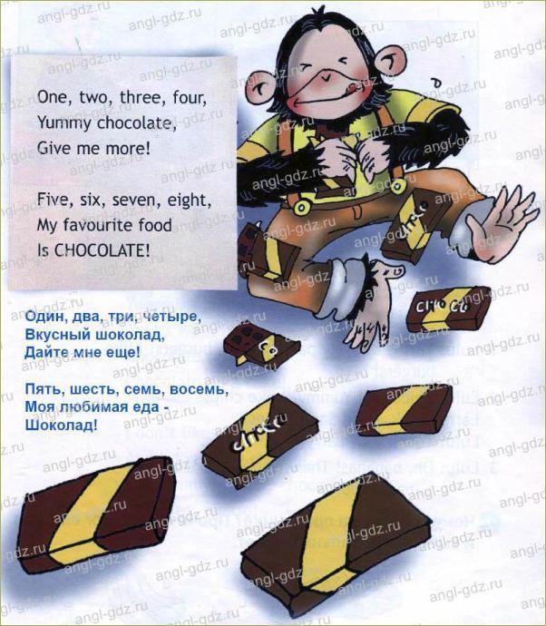 Yummy Chocolate (A) - 3