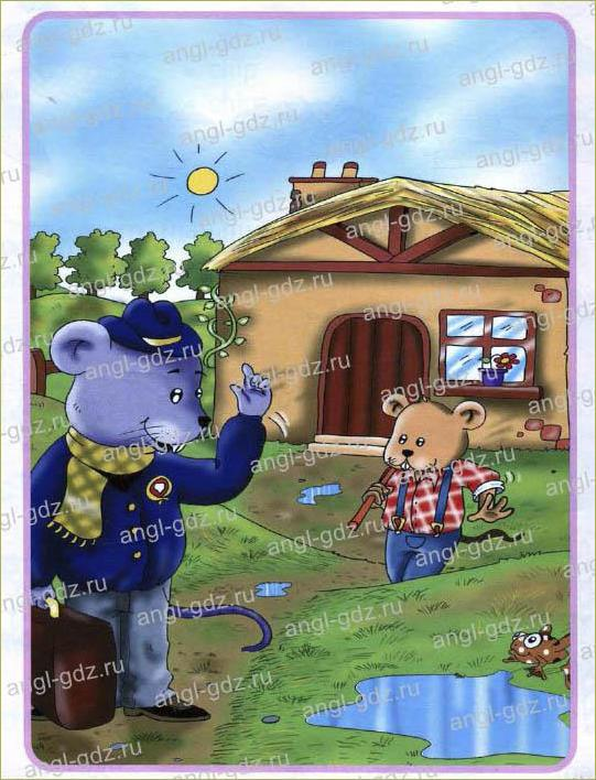The Town Mouse and the Country Mouse - 2