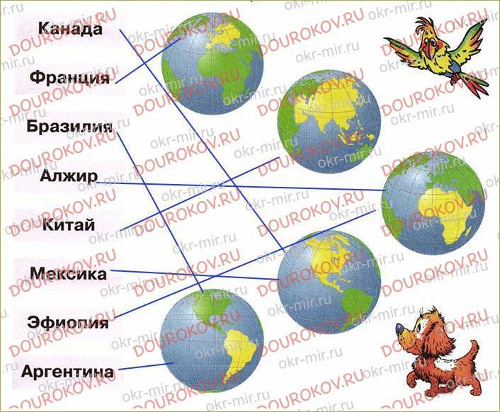 Страны мира - 45