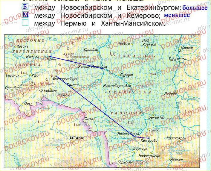 Тема 12. План и карта - 8