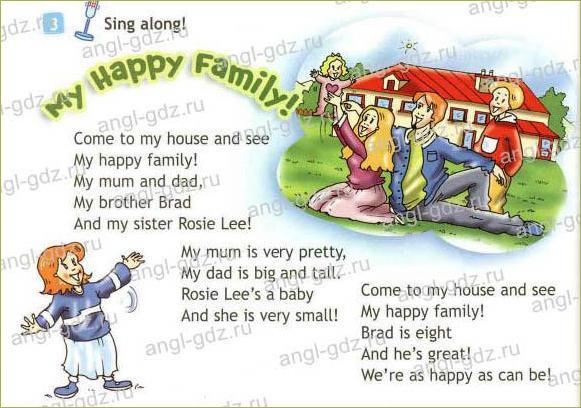 A happy family! (B) - 3