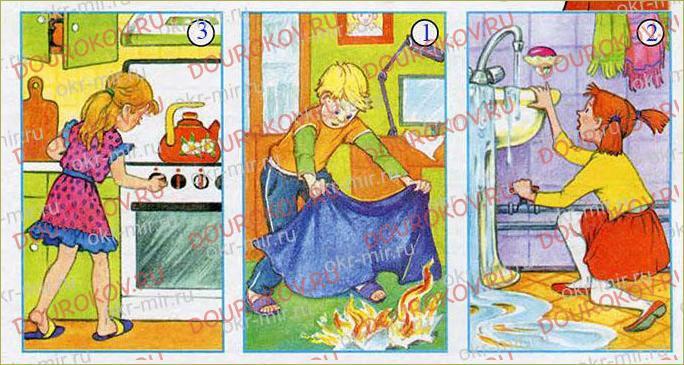 Огонь, вода и газ - 3