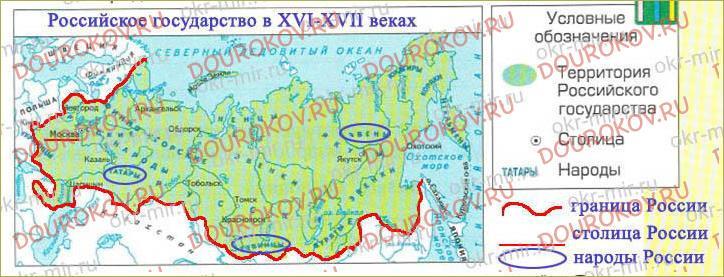Тема 10. Земля и люди Московского государства - 24