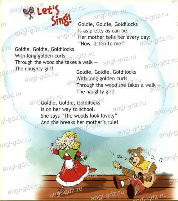 Goldilocks and the Three Bears - 1