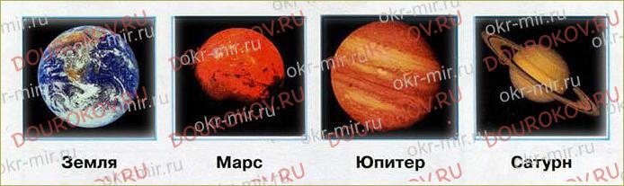 Планеты Солнечной системы - 5