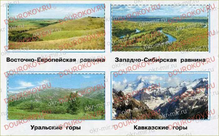 Равнины и горы России - 29