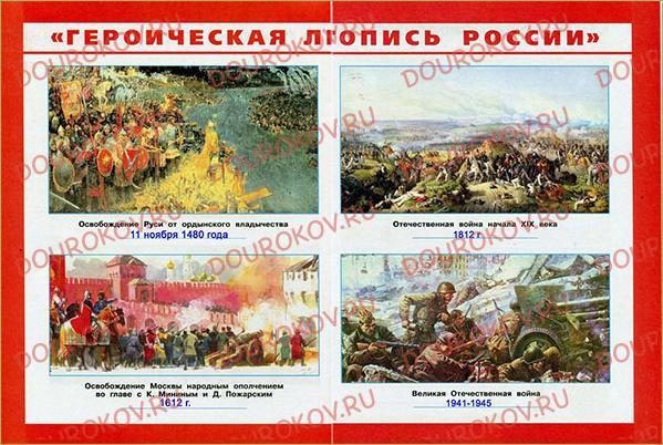 Работа с «Героической летописью России» - 33