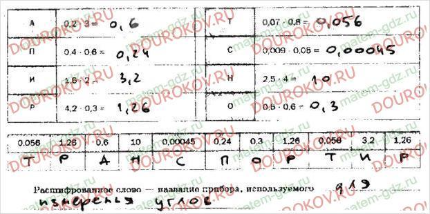 Рабочая тетрадь по математике Мерзляк Полонский Якир 5 класс 2 часть - §34. Умножение десятичных дробей - 2