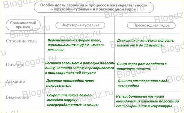 §13. Тип кишечнополостные - 3